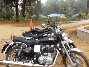 12 Days Golden Beach and Royal Motorcycle Tour in India