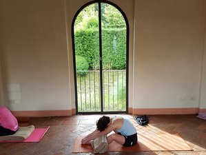 8 Tage Yoga und Radfahren in der Toskana, Italien