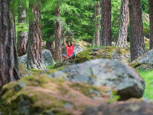 5 Tage Yoga und Balance im National Park Stilsferjoch