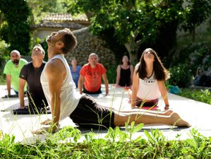 7-Daagse Bed en Breakfast Yoga Retraite in Spanje