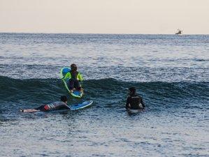 8 Days Fascinating Yoga and Surf Camp in Nuro, Piura, Peru