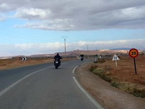 11 Day Exploring Morocco Motorcycle Tour to Imperial Cities, on backroads and to the Sahara
