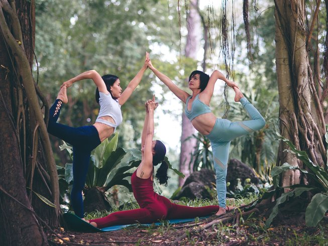 Yoga Retreats in der Natur