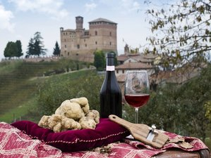 4 Day Food, Wine, and Truffles Luxury Holiday in Piedmont with Ferrari Airport Pick-up