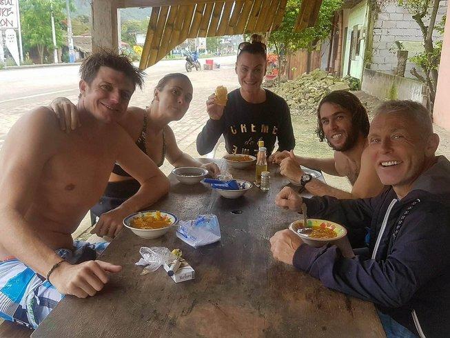 5 días holístico retiro de yoga Vikara y surf en Olón, Ecuador