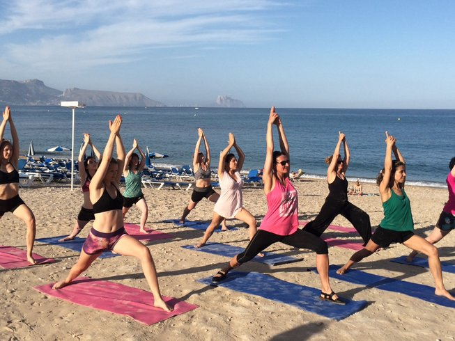 5 Days Re-energizing Yoga Holiday in Alicante, Spain