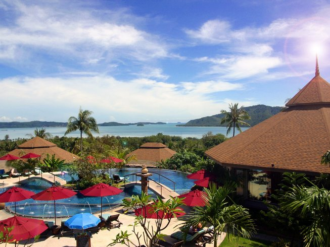 7 Days Ayuryoga Ojasi Wellness Yoga Retreat in Phuket, Thailand