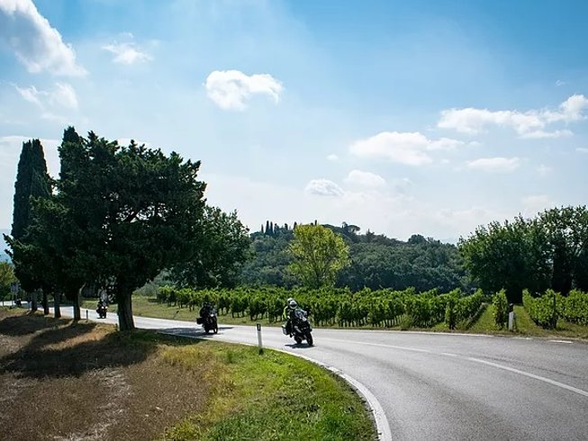 13 Days Guided Italy Motorcycle Tour on BMW and Ducati