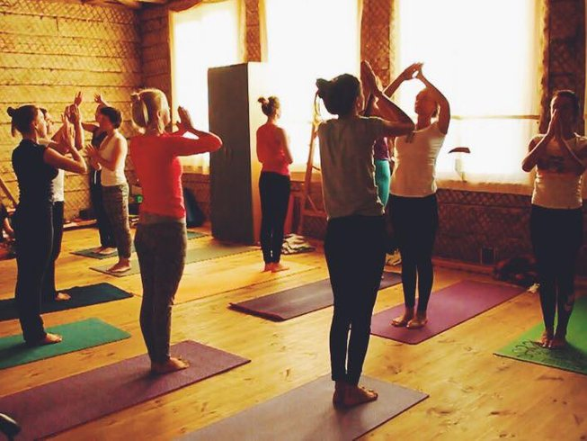 26 Days 200-Hour YA Yoga Teacher Training in Belarus
