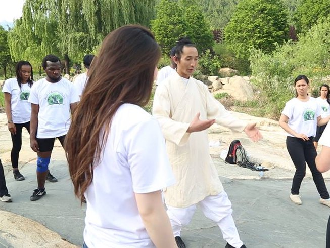 5 Months Tai Chi & Kung Fu Training in Shandong, China