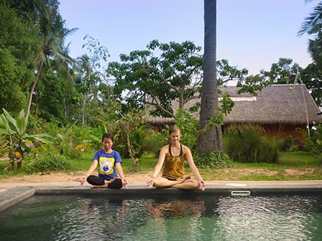 6 Days Yoga and Meditation Retreat in Siem Reap, Cambodia