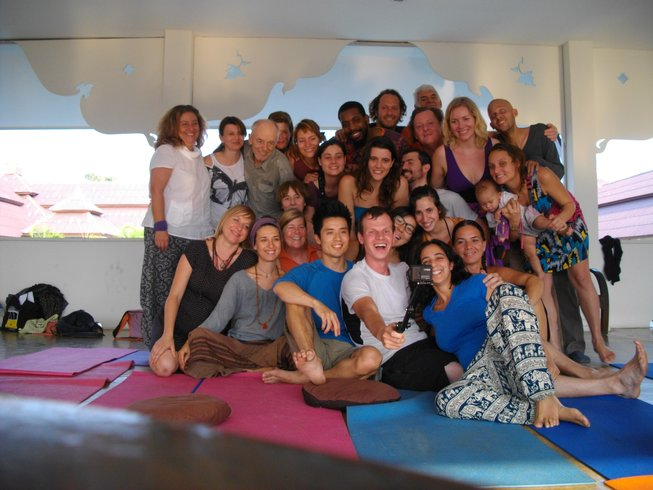 5 Days Tantra Yoga and Emotional Healing Retreat in Thailand