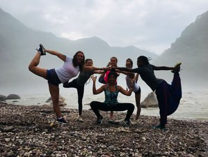 40 Days 300 Hours Yoga Teacher Training in Rishikesh, India