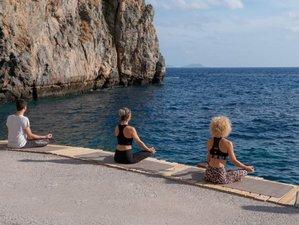 8 Day Inspiring Wellness Yoga and Meditation Retreat in Crete, Aegean Islands