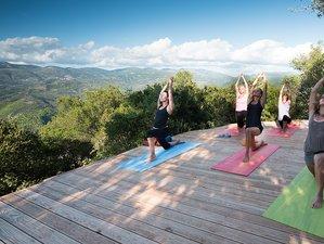 8 Tage Yoga Retreat auf Peloponnes, Griechenland