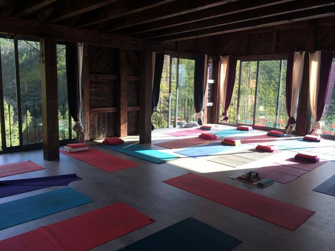 7 Days Get on Your Mat Yoga Retreat in Portugal