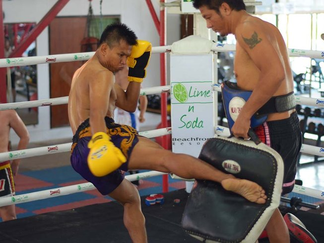 1 Month All Inclusive Muay Thai Training in Koh Phangan