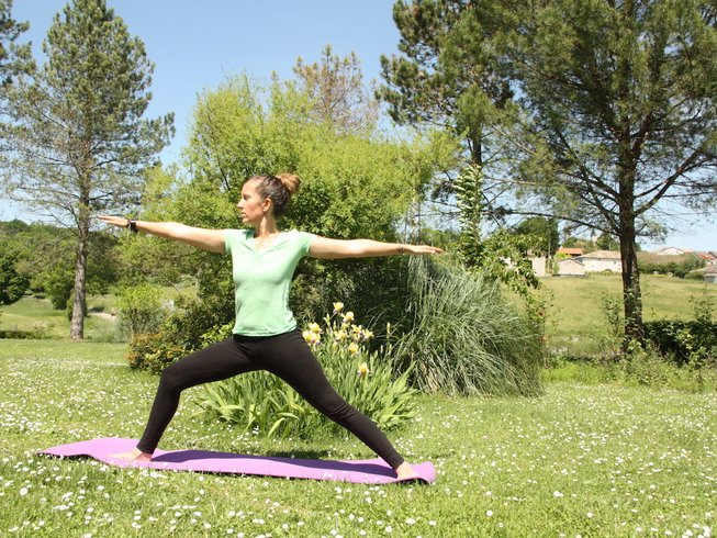 7 Days Meditation and Yoga Retreat in France