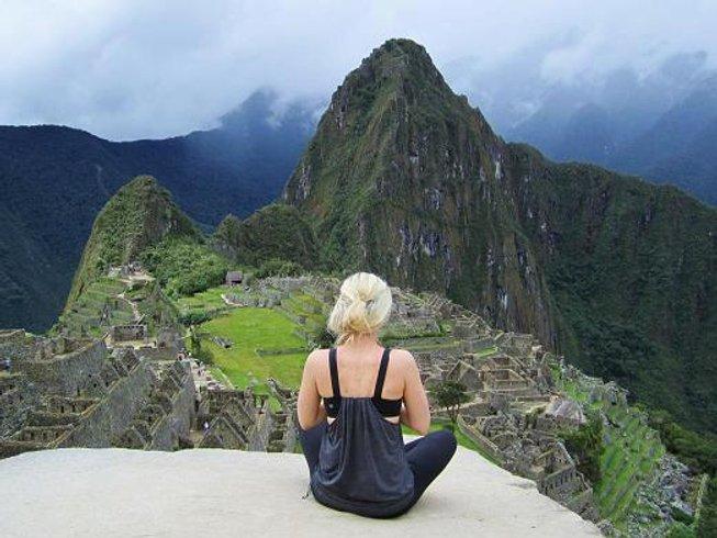 8 Days Thanksgiving Yoga Holiday in Peru
