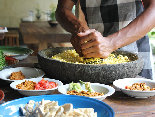 2 Days Traditional Cooking Holidays in Bali