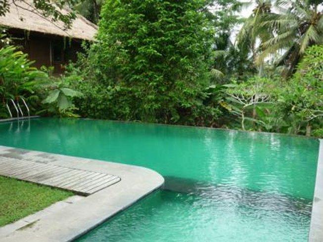 7 Days Hatha Yoga Holiday in Ubud, Bali