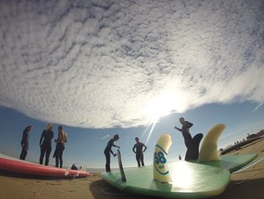 4 Days Fun Surf Camp in Costa da Caparica, Portugal