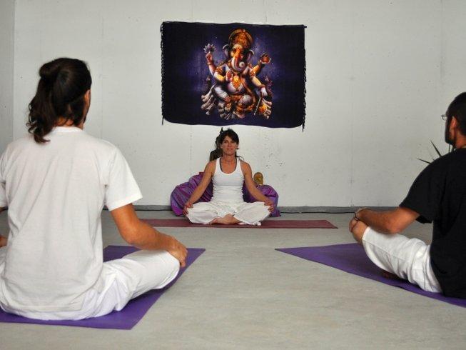 8 Days Meditation and Hatha Yoga Retreat in Spain