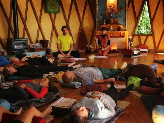3 Tage Gayatri Mantra, Meditation und Yoga Retreat in Takaka, Neuseeland