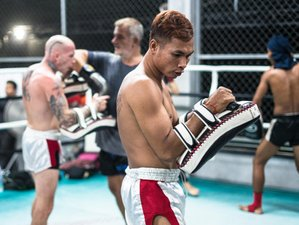 11-Days Kun Khmer & K1-Style Kickboxing Training Camp Combined with Day Trips in Siem Reap, Cambodia