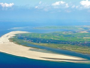 5 Tage Happiness Yoga Ferien in St. Peter Ording an der Nordsee