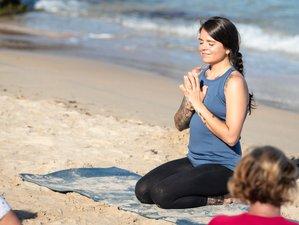 8 Tage Yoga und Wandern in Messenien, Griechenland