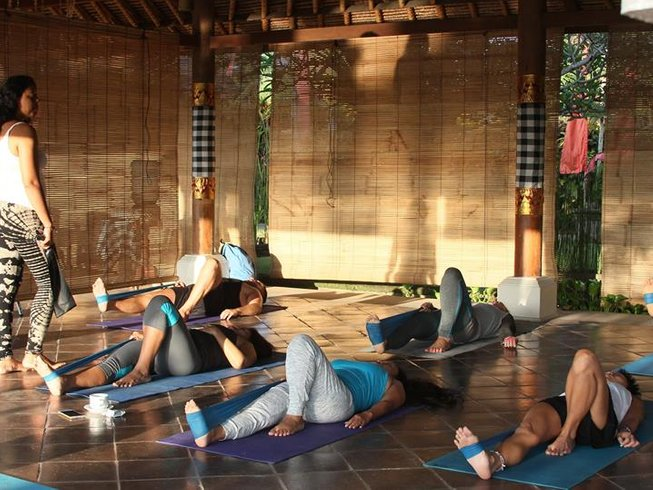 4 Days The Art of Letting Go Yoga Retreat in Bali