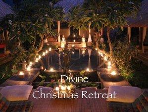 8 Tage Divine Christmas Retreat über Weihnachten auf Bali, Indonesien