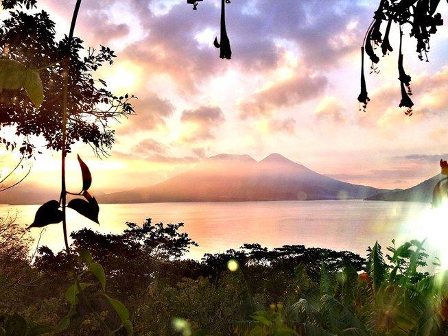 33 Days 200Hr Authentic Hatha with Ayurveda Module Yoga Teacher Training in Lake Atitlan, Guatemala