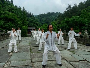 3 Months Traditional Taoist Healthcare, Tai Chi, and Kung Fu in Wudang Mountains, China