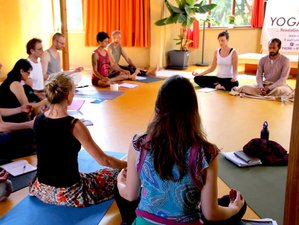 5 Days 50 Hours Yoga Teacher Training in the Netherlands: Block 2