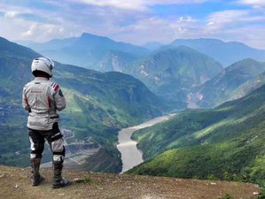 11 Days Guided Motorcycle Tour China