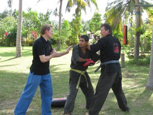 1 Month Thailand Martial Arts Island Ninja Group Program
