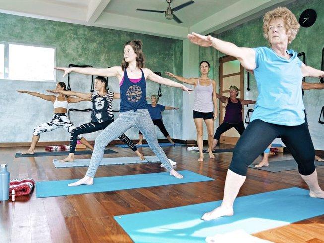 4 Days Revitalizing Personal Yoga Retreat in Tulum, Mexico