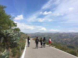 7 días de inmersión creativa de yoga y naturaleza en las montañas de Andalucía