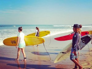 7 Day Guided Surf Camp in Canggu, Bali
