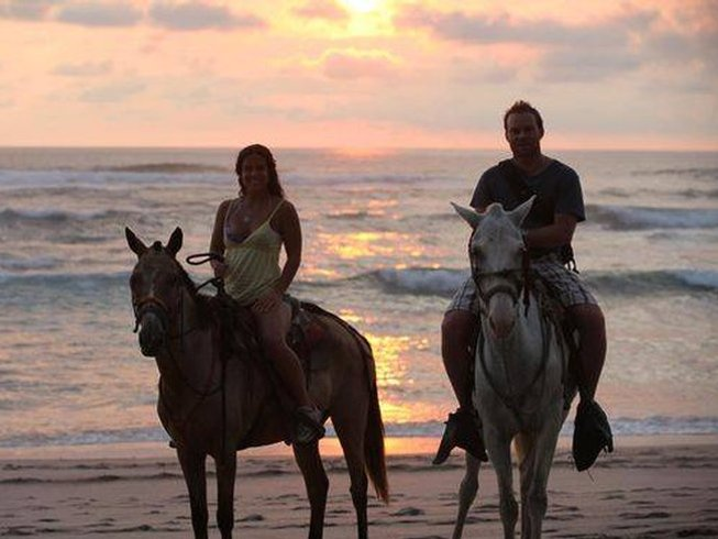 5 Days Honeymoon and Yoga Retreat in Costa Rica