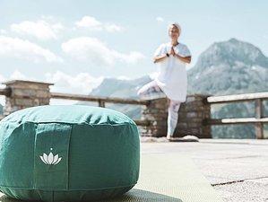 5 Tage Berg Yoga Urlaub auf dem Arlberg, Vorarlberg