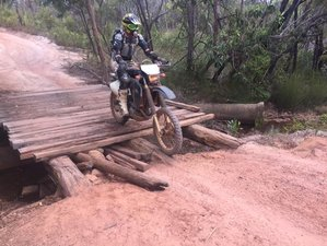 7 Day Cairns to The Top of Australia Northbound Guided Motorcycle Tour