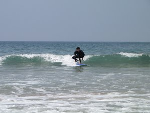 8 Days Surf Guiding Camp for Experienced Surfers in Taghazout, Morocco