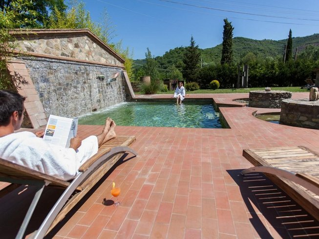8 Days Yoga Retreat and Cooking Classes in Ficulle, Italy