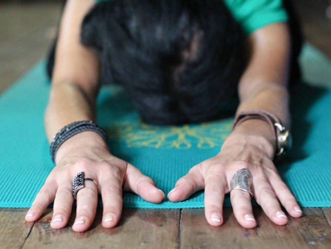 10 días voluntariado de Año Nuevo, meditación y retiro de yoga en Tailandia