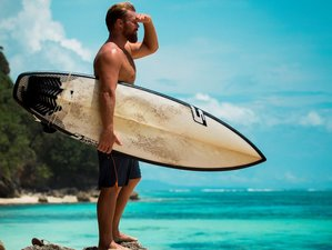 8 Days Advanced Surf Camp in Kerobokan, Badung, Indonesia