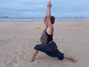 8 jours en séjour bien-être de yoga, ayurveda et watsu à Essaouira, Maroc