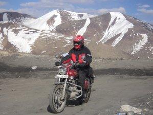 21 Days Amritsar, Leh, and Srinagar Motorcycle Tour in India
